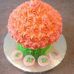 "B2: Buttercream ""Smash Cake"" for Baby's First Birthday"